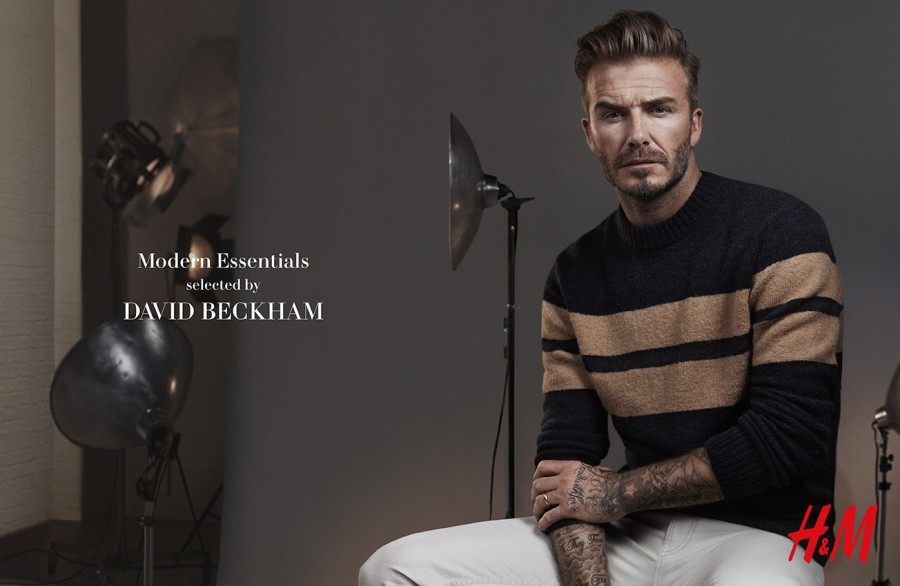 David Beckham / Modern Essentials - Image #1